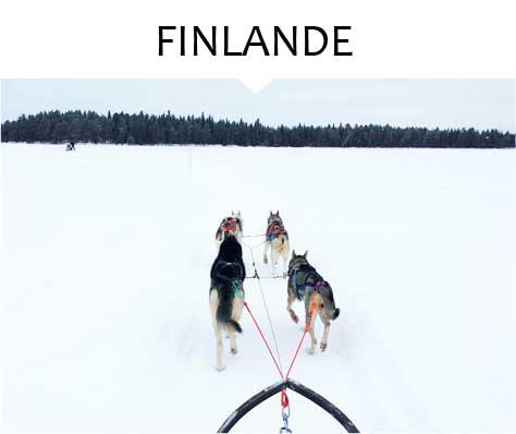 My Travel Background : Voyage Europe Finlande