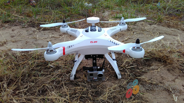 Cheerson Cx-20 Drone Ready to Fly With Camera