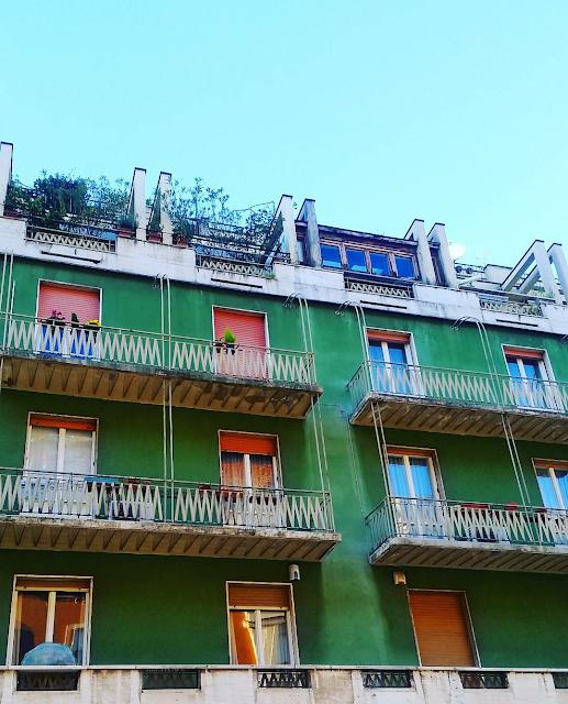 Habitations milanaises