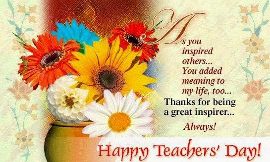 Teachers' Day Celebration Essay