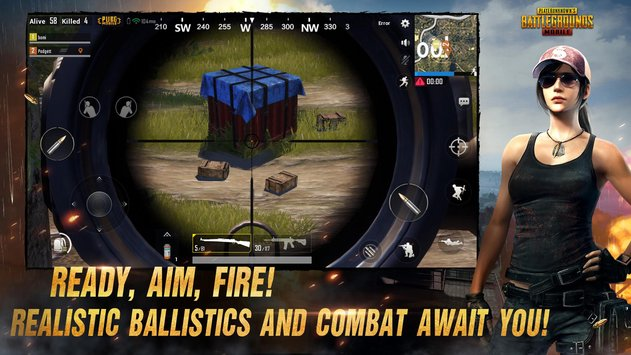 Map Planepath For Pubg 1 6 1 Apk: PUBG Mobile 0.3.3 Apk + Data For Android (Official/Eng