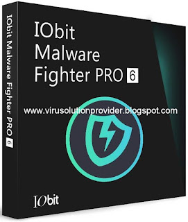 Malware Fighter Pro with 6 Months License Serial Key