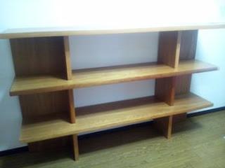 念願の本棚