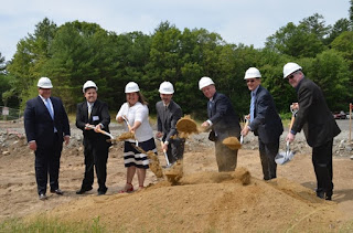 BFCCPS hold Groundbreaking Ceremony - June 27