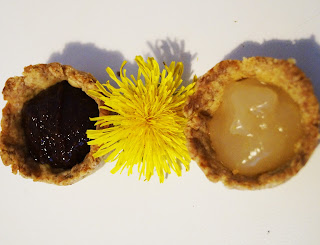 ricette crostatine vegan light