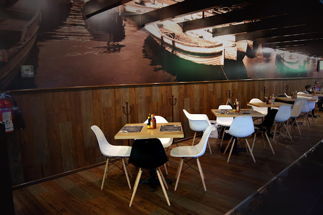 Restaurante Una por ostra México