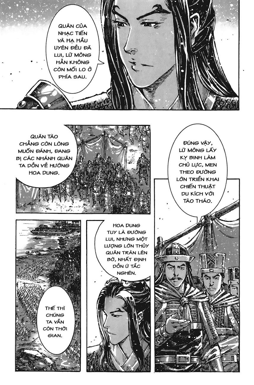 Hỏa phụng liêu nguyên Chương 431: Binh thối Hoa Dung [Remake] trang 3