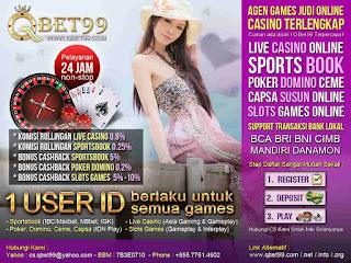 Tips Bermain Judi Slot Games QBet99.info