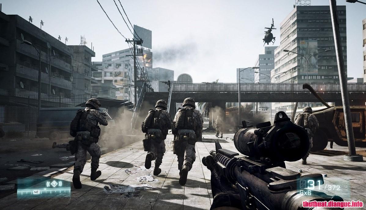 Game Battlefield 3 link google