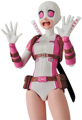 Gwenpool MAFEX de The Unbelievable Gwenpool - Medicom Toy