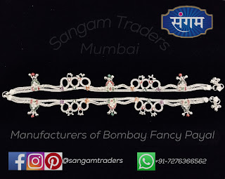Designer Anklet for bride