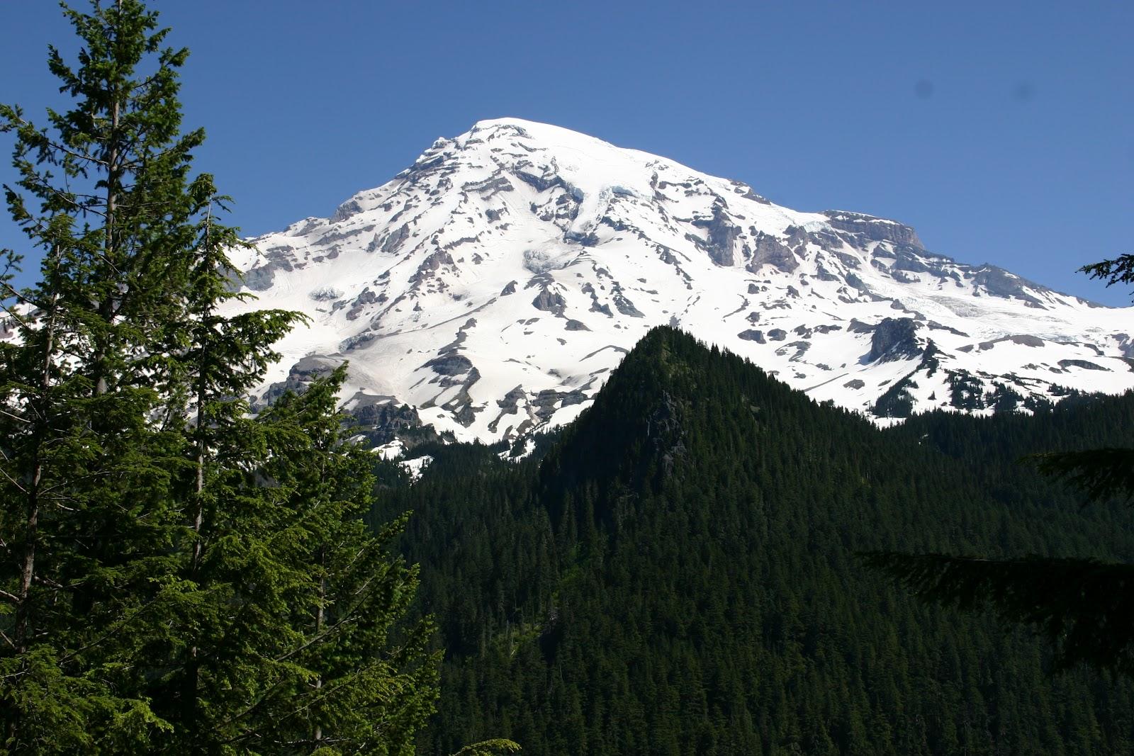 Retirement Dreams Mount Rainier National Park