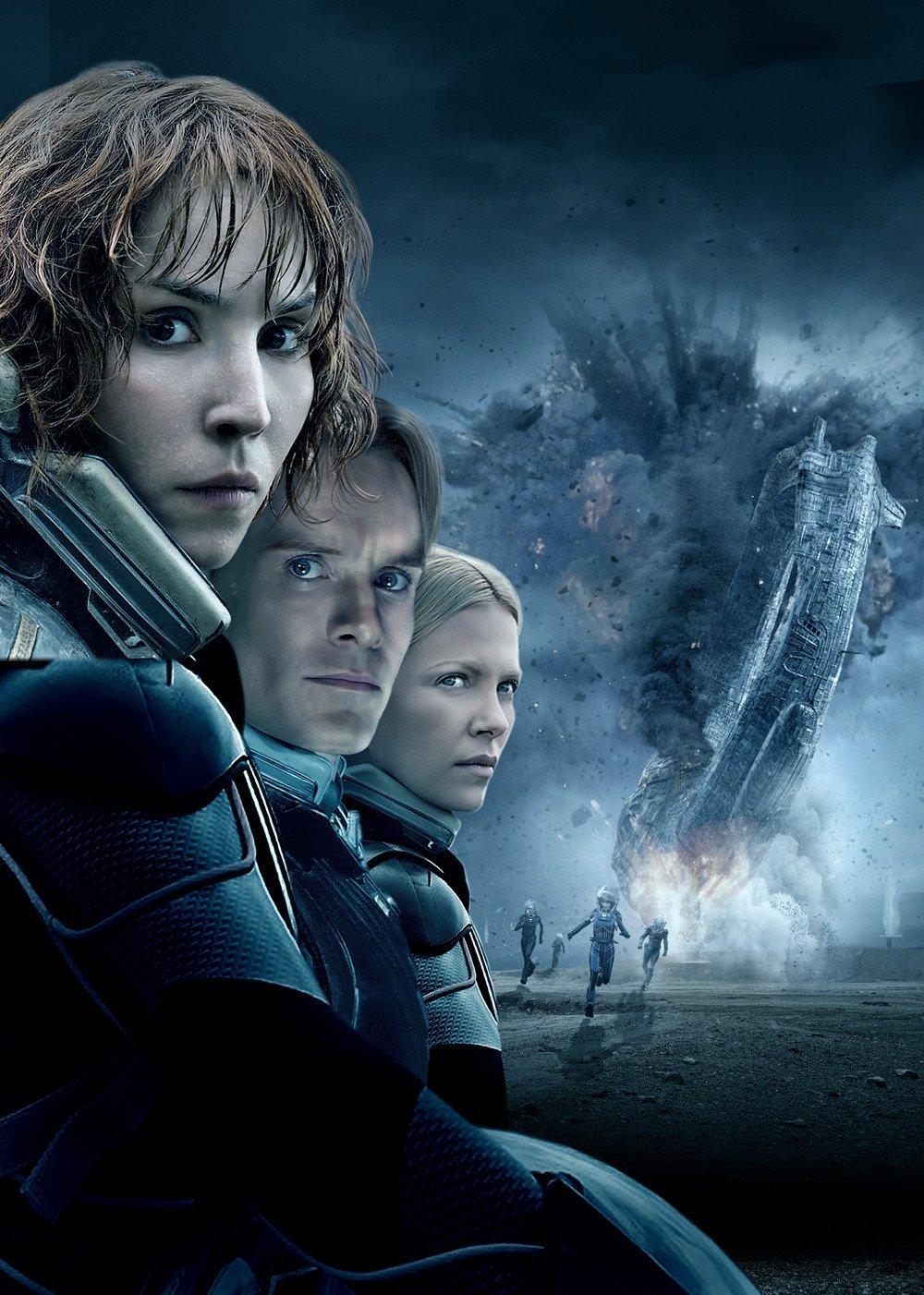 Nonton Film Prometheus (2012)