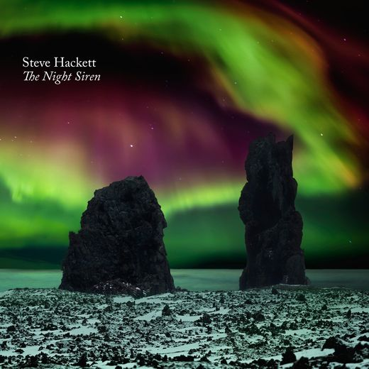 STEVE HACKETT - The Night Siren (2017) full