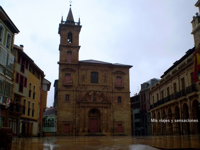 Iglesia de San Isidoro el Real, Oviedo, Asturias