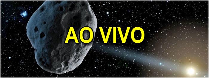 AO VIVO: Florence - o maior asteroide já registrado pela NASA a se aproximar da Terra