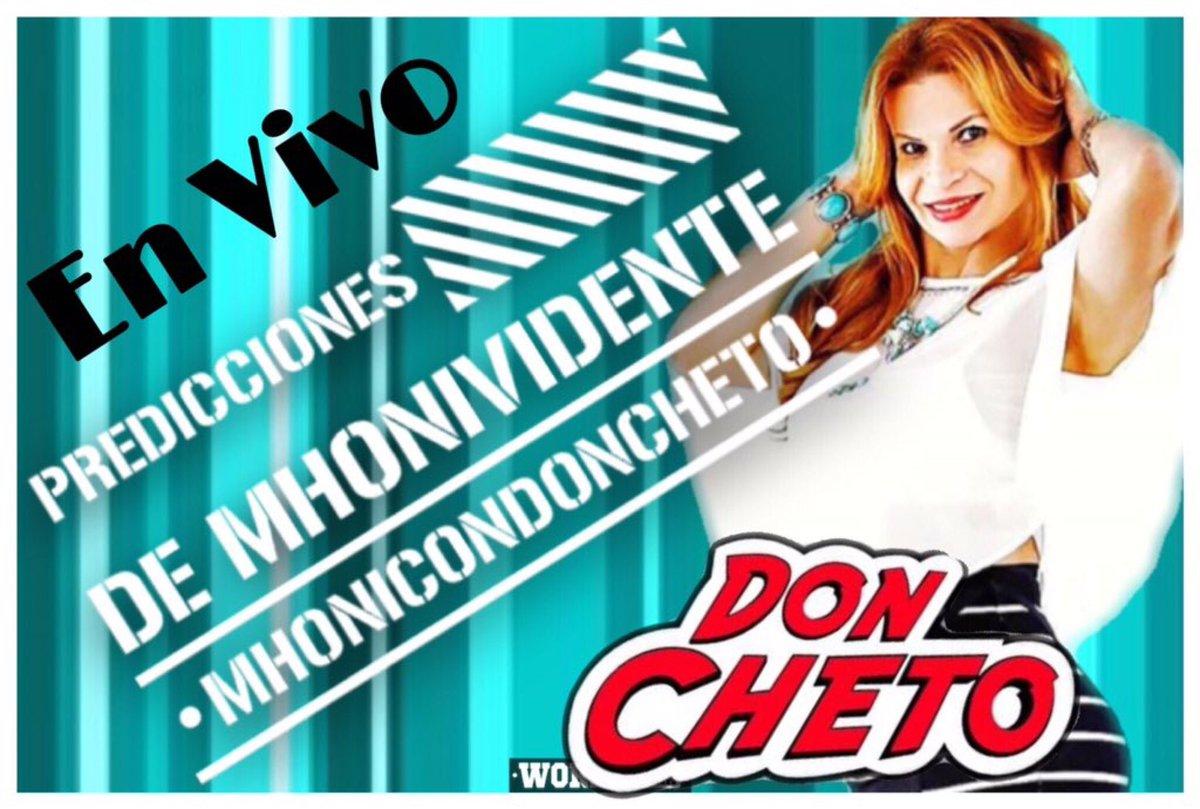 Nuevas Predicciones En El Show De Don Cheto Mhoni Vidente