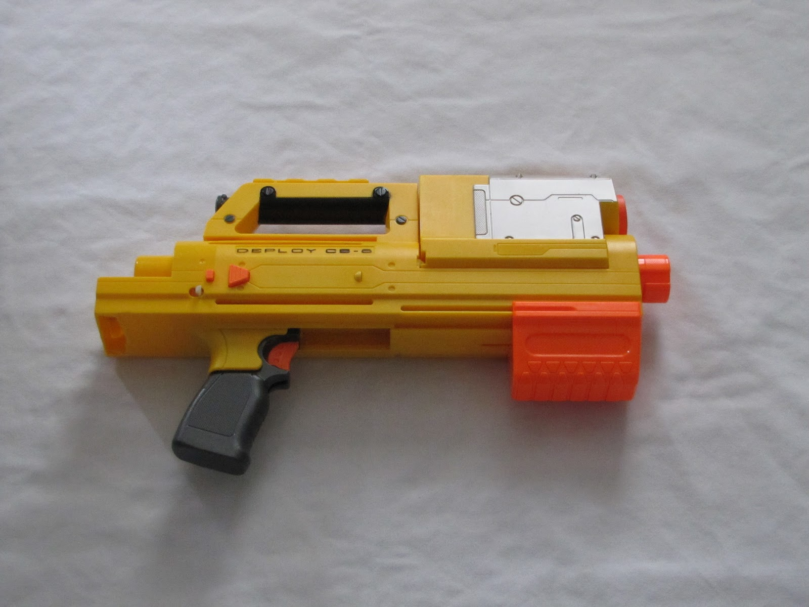 Blaster Mods and More: Nerf Deploy Review and Mod  Blaster Mods an...