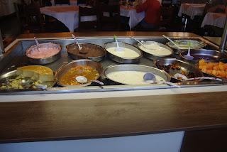 Almoço na AABB em Blumenau: bom e barato