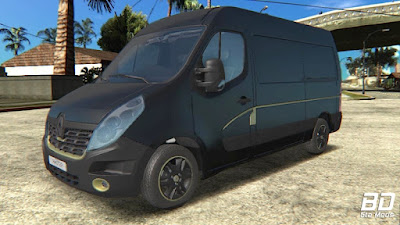 Download, mod, carro, Renault, Master, Formula, Edition,jogo, GTA San Andreas, GTA SA