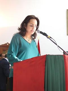 السيدة سمية ابن عبو المديرة الإقليمية لمكناس