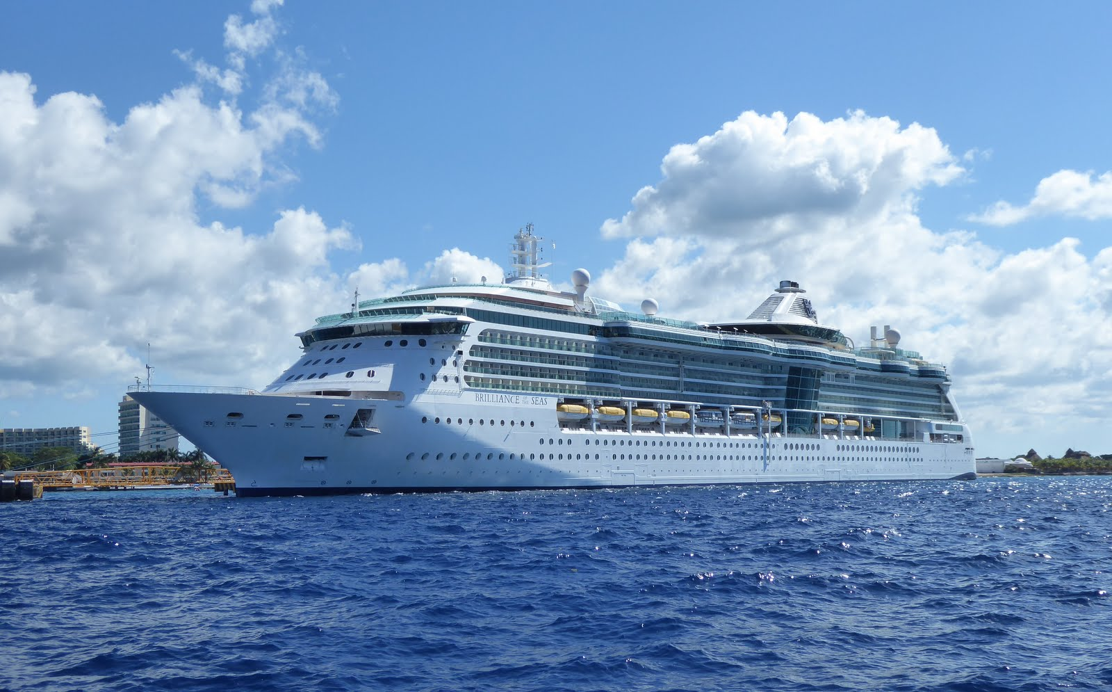 Retired Nomads Brilliance Of The Seas Royal Caribbean