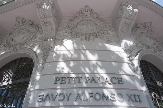 Hotel Petit Palace Savoy Alfonso XII. Madrid