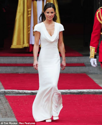 pippa middleton dama de honor