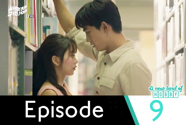 Bong Pal Confession Kiss - Let's Fight Ghost - Episode 9 Review - Korean Drama 2016