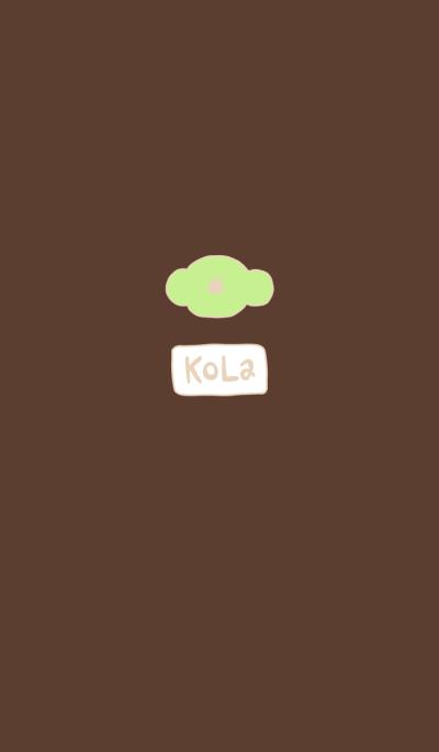 KOLA Chocolate X Milk tea 13