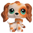 Littlest Pet Shop 3-pack Scenery Spaniel (#344) Pet