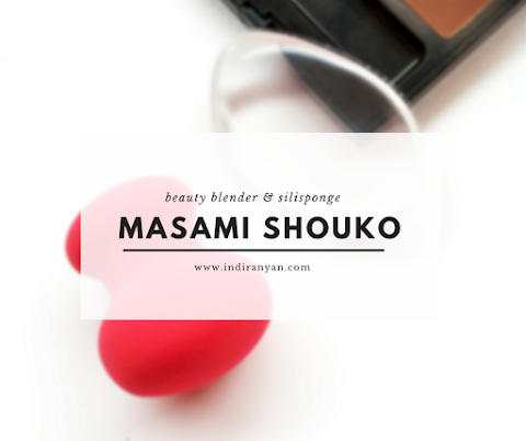 [TOOLS] Masami Shouko : Beauty Blender & Silisponge*