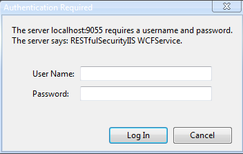 Allen Conway's Blog: Using Basic Authentication In REST Based