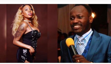 SEX SCANDAL: Apostle Suleman Finally Opens Up On New Allegations By 'Alleged' Lover