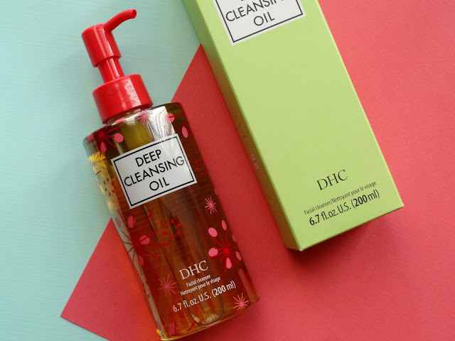DHC Deep Cleansing Oil Holiday Edition