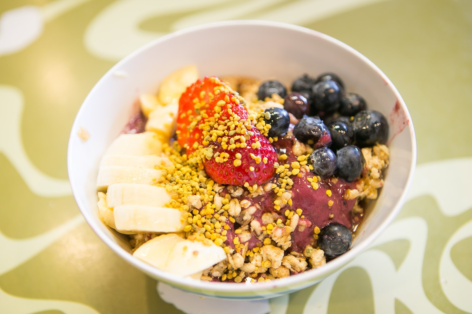 Diamond Head Honolulu Acai Bowl