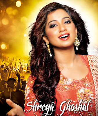 HD Shreya Ghoshal Wallpapers