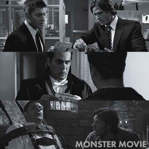 Supernatural 4x05 - Monster Movie