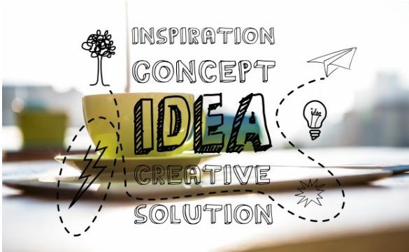 Inspiration, Concept, Idea , Creative, Solution Untuk Menjadi Seorang Penulis