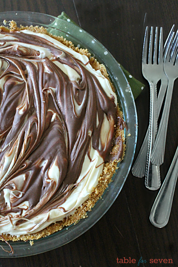 No Bake S'mores Cheesecake