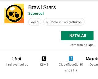 Como fazer download do Brawl Stars