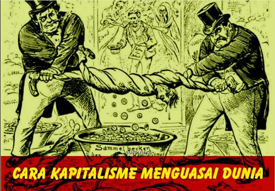 Pengertian, Sejarah, Tokoh dan Negara-Negara Penganut Paham Sistem Ekonomi Kapitalisme