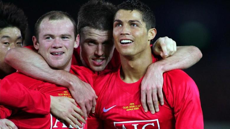 Christiano Ronaldo UNGKAP inggin berduet lagi dengan Wayne Rooney