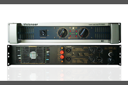 Spesifikasi power amplifier merk visioneer p5500s