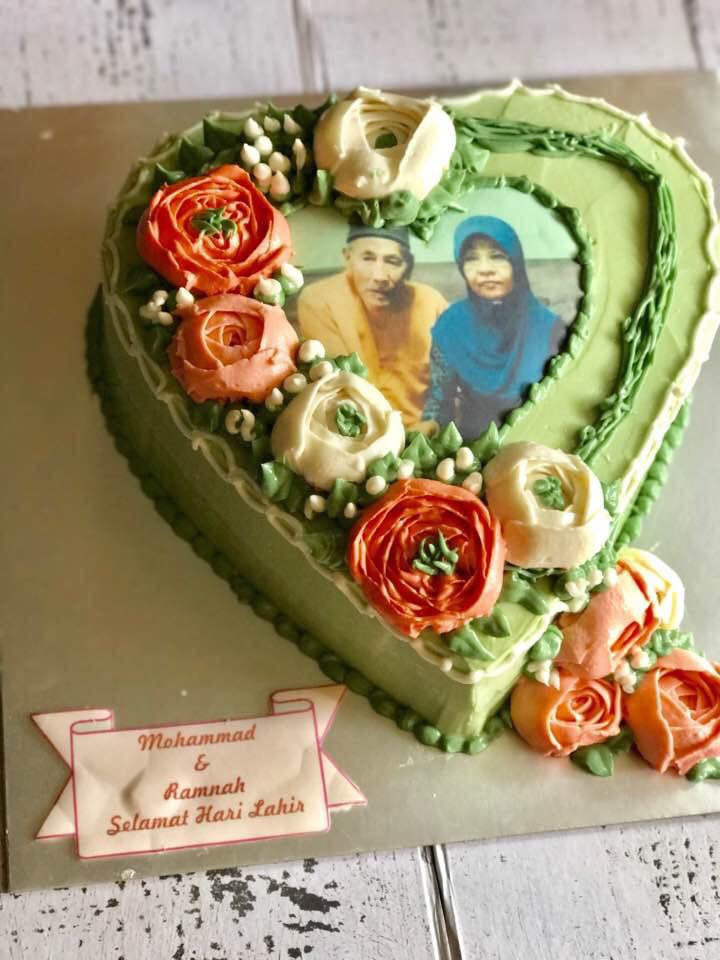 halal wedding cake singapore izah s kitchen birthday cake for halal korean 15036