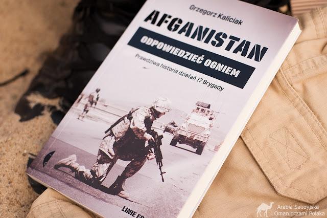 Afganistan.  Odpowiedzieć ogniem - Grzegorz Kaliciak