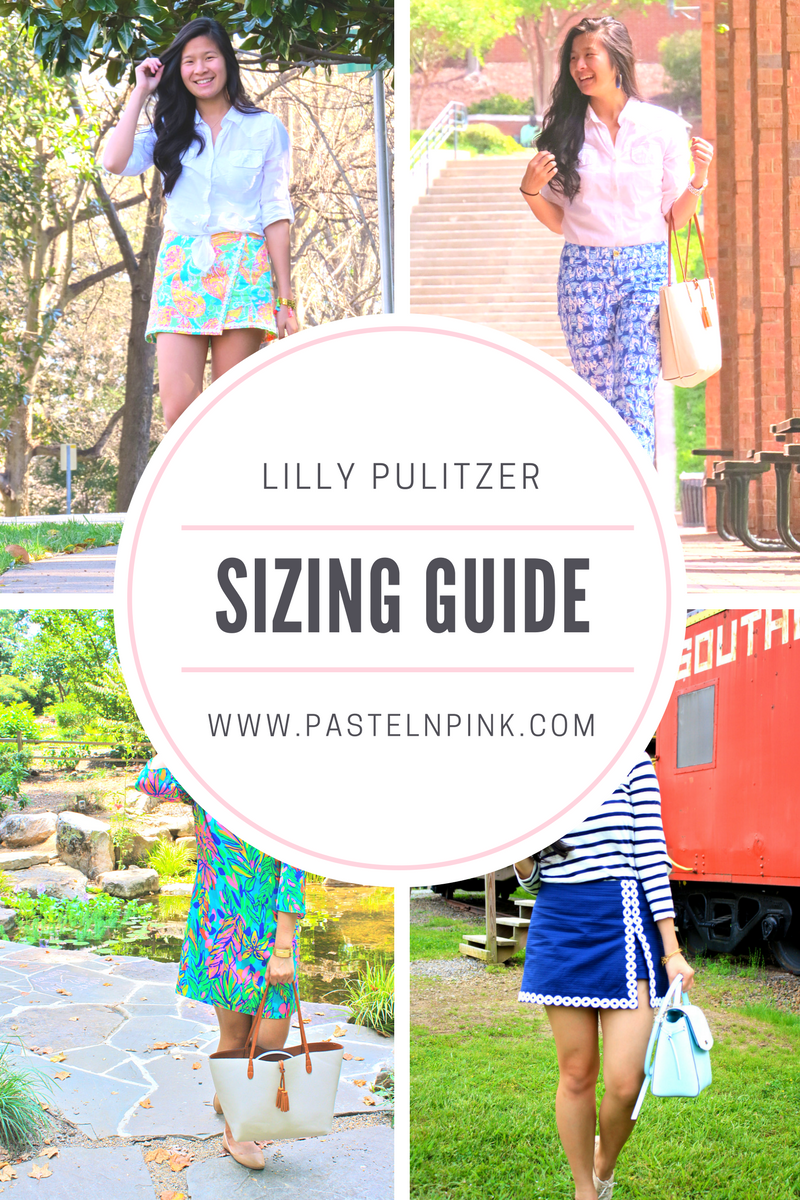 Lilly Pulitzer Sizing Guide