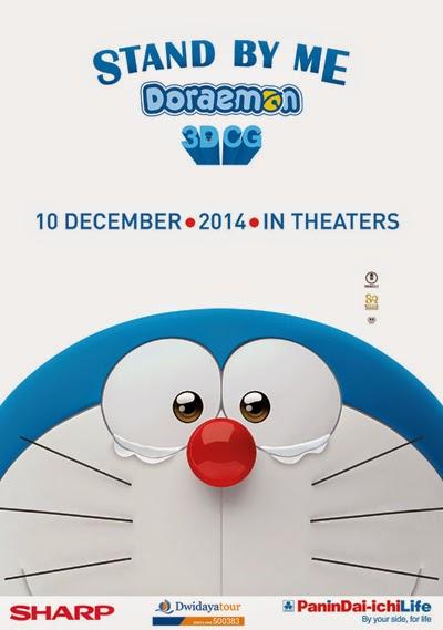 Movie Stand By Me Doraemon 2014