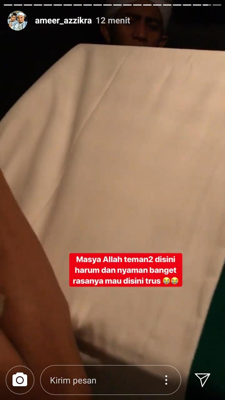 Masya Allah... Ini Keistimewaan yang Terjadi pada Jenazah KH M Arifin Ilham