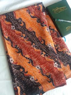 Batik Tulis Motif Leres
